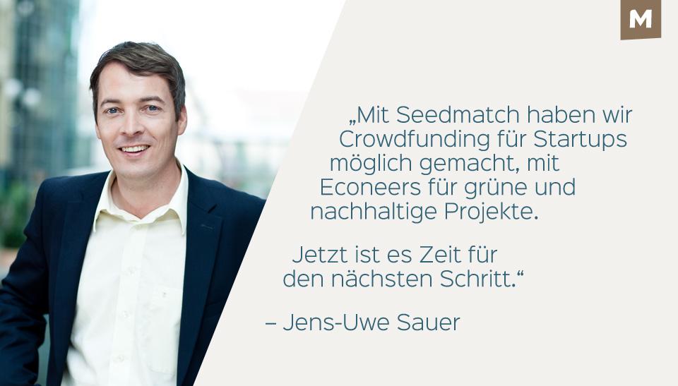Jens-Uwe Sauer Geschäftsführer Mezzany